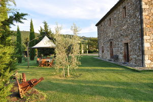 country house vacation tuscany